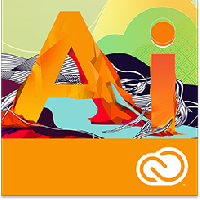 Image of Adobe Illustrator Creative Cloud