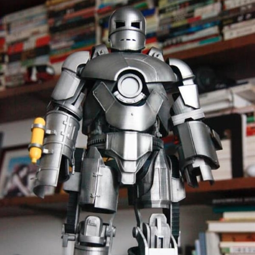 Harley iron man 3